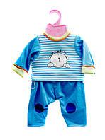 """Одяг для ляльки """"Baby born"""" BJ-J001-4 р.22,5*0,5*28,5 см"""