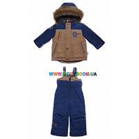 Комплект для мальчика р-р 80-92 Garden baby 102010-36/3