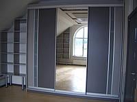 Сборка шкафа-купе, высотой свыше 2,4 м