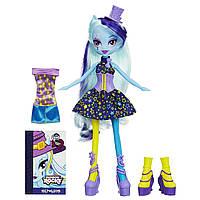My Little Pony Девочки Эквестрии Трикси из серии Радужный рок Equestria Girls Rainbow Rocks Trixie Lulamoon Doll
