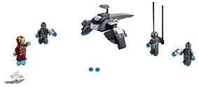 LEGO Super heroes Супер герои Железный человек против Альтрона Iron Man vs. Ultron 76029