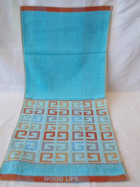Качественное кухонное полотенце. Размер: 0,35 x 0,75