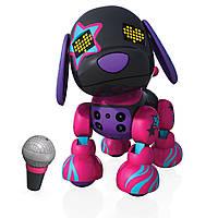 Zoomer Интерактивный щенок Поп звезда Zuppies Interactive Puppy Zuppy Love Pupstar
