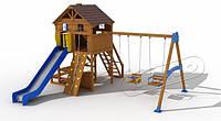 Детский комплекс Дача DKD001