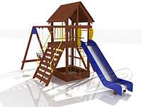 Детский комплекс Аншлаг DKD002