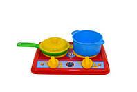 Детская пластмассовая посуда Кухня Галинка 2