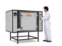 Высокотемпературный промышленный термошкаф HT