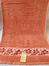 Красивое махровое полотенце. Размер: 1,4 x 0,7, фото 2
