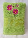 Яркое махровое полотенце. Размер: 1,4 x 0,7, фото 2
