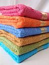 Мягкое махровое полотенце. Размер: 1,0 x 0,5 , фото 2