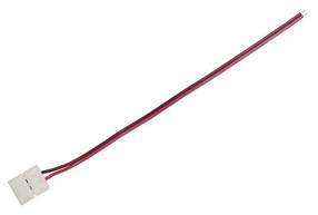 Коннектор для одноцветной светодиодной ленты 10мм (5050) Код.57296