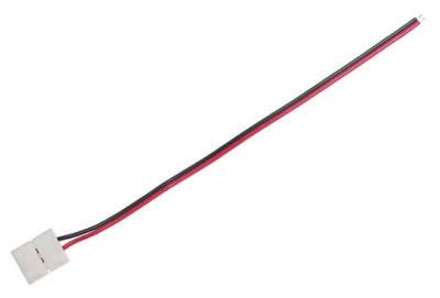 Коннектор для одноцветной светодиодной ленты 10мм (5050) Код.57296, фото 2
