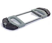 Эспандер кистевой и плечевой PS HG-102 (метал.пружина, d-2,3мм, l-52см, ручка пластик, рег. нагрузка)