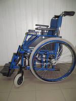 Инвалидная коляска б/у идеальное состояние ширина сиденья  44 см  Meyra  Германия