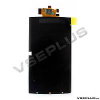 Дисплей (экран) Sony Ericsson LT15i Xperia ARC / LT18i Xperia ARC S / Xperia X12 Arc, черный
