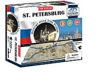 4D Cityscape Санкт-Петербург Россия 1240 элементов (40036)