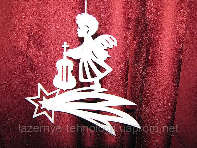 Ангелочек-скрипач