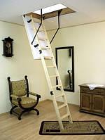 Лестница чердачная Oman Termo 130*70