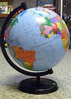 Политический глобус мира.