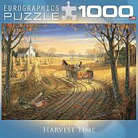 Пазл Eurographics Сбор Урожая. Сэм Тимм 1000 элементов (8000-0606)
