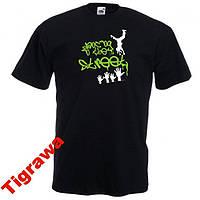Печать на футболках Street style 100% хлопок