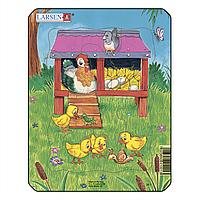 Пазл Larsen из серии Мини Домашние животные №2 (M1-2)