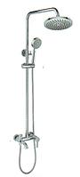 Душевая система Hansberg латунь с смесителем.