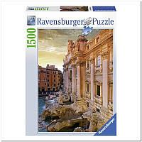 Пазл Ravensburger Фонтан Треви Рим 1500 элементов (RSV-163038)