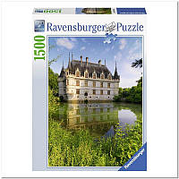 Пазл Ravensburger Замок Азе-Ле-Ридо Франция 1500 элементов (RSV-163250)