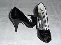 Туфли  женские, р.36 ( 23,5 см), фото 1