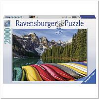 Пазл Ravensburger Горные Каноэ 2000 элементов (RSV-166473)