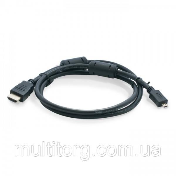 Кабель SVEN HDMI-MicroHDMI 3,0m