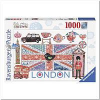 Пазл Ravensburger Лондон 1000 элементов (RSV-193721)