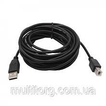 Кабель SVEN USB 2.0 Am-Bm (інтерфейсний) 1.8 m