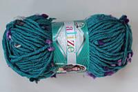 Пряжа для ручного вязания на спицах ализе флауэр