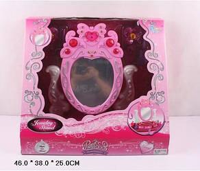 Туалетный столик LM669-012 (8шт) батар, зеркало, аксес, в кор.