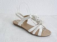 Босоножки женские JIUFENGI white, р.36 (23,5см), фото 1