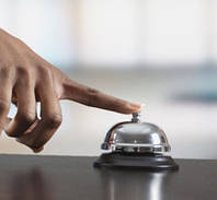 Звонок - для учителей а также - вызов продавца, администратора Call Bell !
