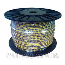Кабель акустический плетенный SVEN SA0-0107 (6.5мм, OFC) 100м.