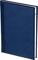 Ежедневник недатированный Brunenn Агенда Torino А5 синий