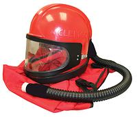 Защитный шлем пескоструйный Clemco Apollo 60 в комплекте