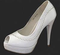 Туфли женские K-SI white, р.35-40, фото 1