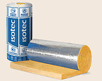 Маты теплоизоляционные Isotec Mat-Al (Isover Kim-Al) 30мм (1,2м*8м)