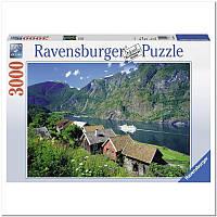 Пазл Ravensburger Согне-Фьорд Норвегия 3000 элементов (RSV-170630)