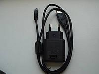 Сетевой адаптер Olimpus F-2AC+USB шнур оригинал