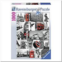 Пазл Ravensburger Лондон 1000 элементов (RSV-191444)