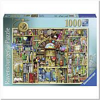 Пазл Ravensburger Причудливый Книжный Магазин №2, 1000 элементов (RSV-194186)