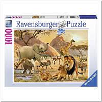 Пазл Ravensburger Дикая Африканская Жизнь 1000 элементов (RSV-194223)