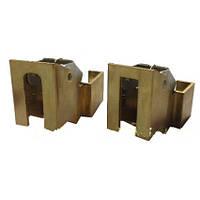 Щеткодержатель ДРПк1 ( старое обозначение ДПГ)12,5х16.(Запчасти к электрическим машинам)
