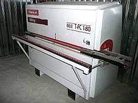 Проходной фрезерный станок б/у для постформинга Turanlar Mill TFC-180 2006 г.
